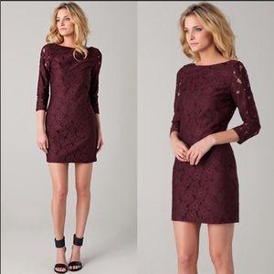 DVF Sarita Lace dress